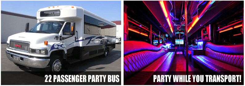 Kids Parties Party Bus Rentals Pittsburgh
