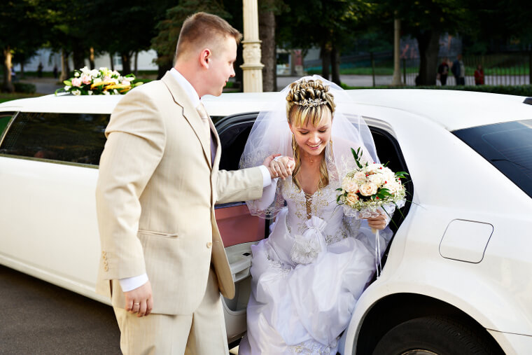 Wedding Transportation Limo Service Pittsburgh