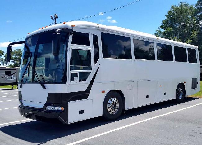 36 Passenger Shuttle Bus